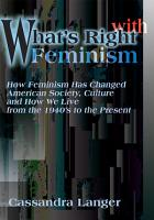 What s Right With Feminism PDF