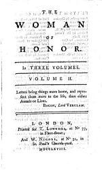 The Woman Of Honour PDF