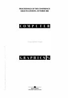 Computer Graphics 88 PDF