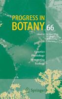 Progress in Botany 66 PDF