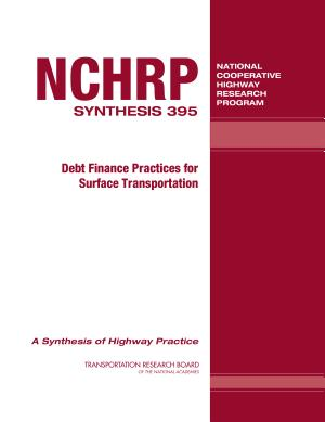 Debt Finance Practices for Surface Transportation PDF