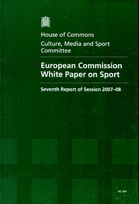 European Commission White Paper on Sport PDF
