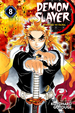 Demon Slayer  Kimetsu no Yaiba  Vol  8