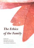 The Ethics of the Family PDF