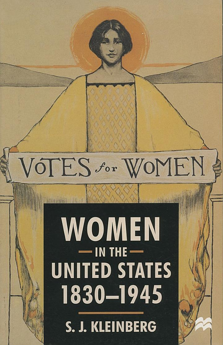 Women in the United States, 1830-1945