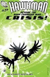 Hawkman (2002-) #49