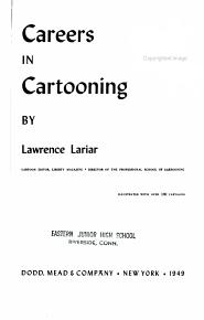 Careers in Cartooning PDF