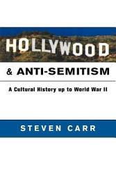 Hollywood And Anti Semitism Book PDF