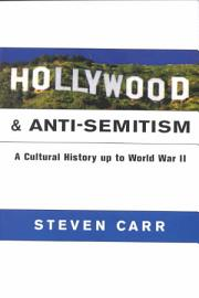 Hollywood And Anti Semitism