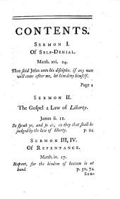 Sermons on various subjects, with a preface [by J. Duchal].