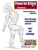 Poses for Artists Volume 2   Standing Poses