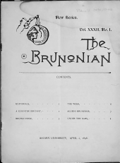 The Brunonian: Volume 32