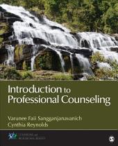 Introduction to Professional Counseling