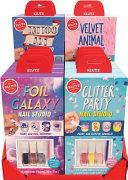 Klutz Nails Assortment Pack Book
