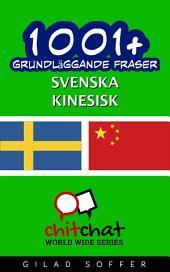 1001+ grundläggande fraser svenska - kinesisk