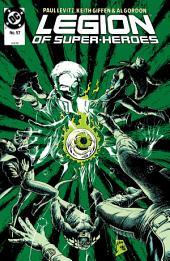 Legion of Super-Heroes (1984-) #57