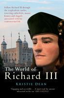 The World of Richard III PDF