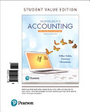 Horngren s Accounting  the Financial Chapters  Student Value Edition Plus MyAccountingLab with Pearson EText    Access Card Package PDF