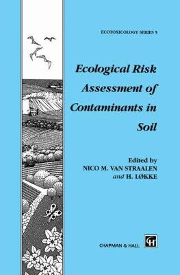 Ecological Risk Assessment of Contaminants in Soil PDF