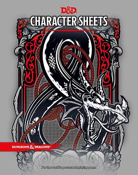 Download D D Character Sheets Book