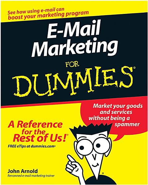 E Mail Marketing For Dummies   PDF
