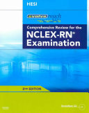 Evolve Reach Testing And Remediation Comprehensive Review For The Nclex Rna R Examination Book PDF