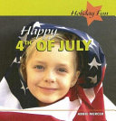 Happy 4th of July Book
