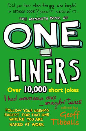 The Mammoth Book of One Liners PDF
