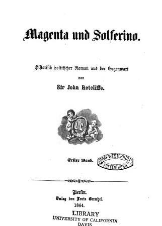 Magenta und Solferino PDF