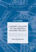 Literary Legacies of the Federal Writers    Project