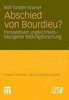 Abschied von Bourdieu  PDF