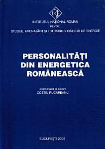 Personalit    i din energetica rom  neasc   PDF