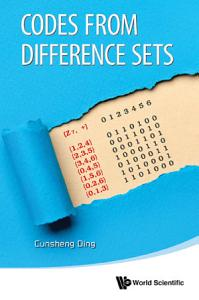 Codes From Difference Sets Book