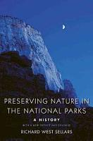 Preserving Nature in the National Parks PDF