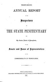 Annual Report of the Inspectors