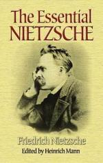 The Essential Nietzsche