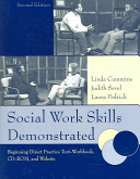 Social Work Skills Demonstrated Book PDF