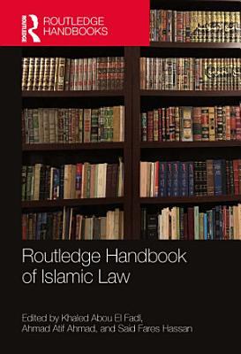 Routledge Handbook of Islamic Law PDF