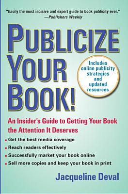Publicize Your Book  Updated  PDF