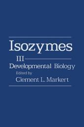 Isozymes V3: Developmental Biology