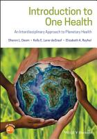 Introduction to One Health PDF
