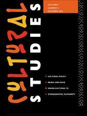 Cultural Studies: Volume 8, Issue 3