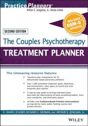 The Couples Psychotherapy Treatment Planner With Dsm 5 Updates Book PDF
