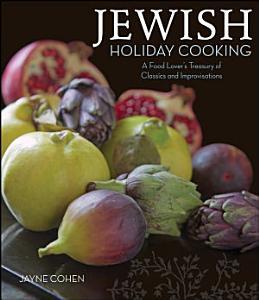 Jewish Holiday Cooking Book