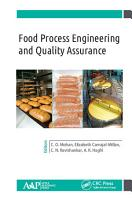 Food Process Engineering and Quality Assurance PDF
