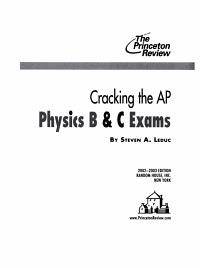Cracking the AP