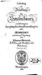 Anleitung zur Veredlung des Hopfenbaues     PDF