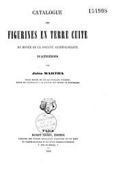 Catalogue des figurines en terre cuite du Musée de la Société archéologique d'Athènes