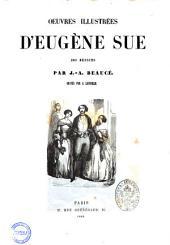 Oeuvres illustrees d'Eugene Sue: Le juif errant, Volume1