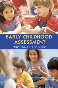 Early Childhood Assessment Book